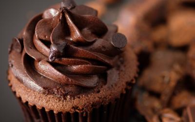 Gluténmentes – laktózmentes csokis muffin
